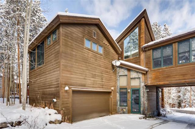 86 Gold King Way, Breckenridge, CO 80424 (MLS #S1011461) :: Colorado Real Estate Summit County, LLC