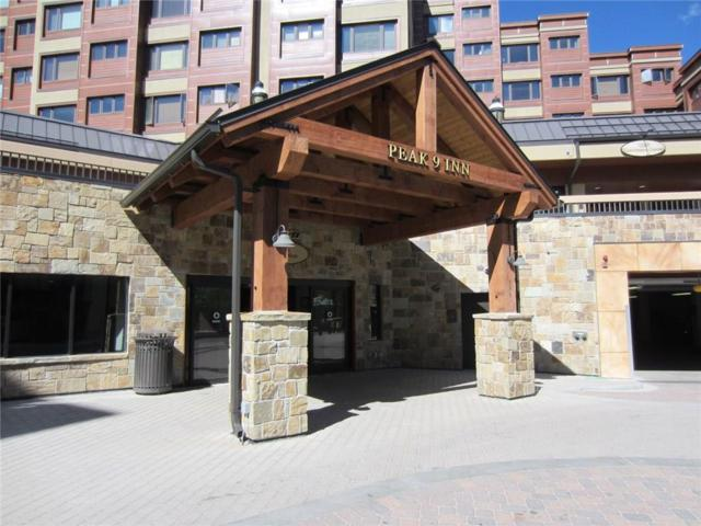 535 S Park Avenue S #401, Breckenridge, CO 80424 (MLS #S1011465) :: Colorado Real Estate Summit County, LLC