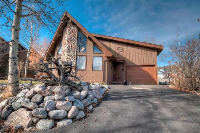 599 W Coyote Drive W, Silverthorne, CO 80498 (MLS #S1011475) :: Colorado Real Estate Summit County, LLC
