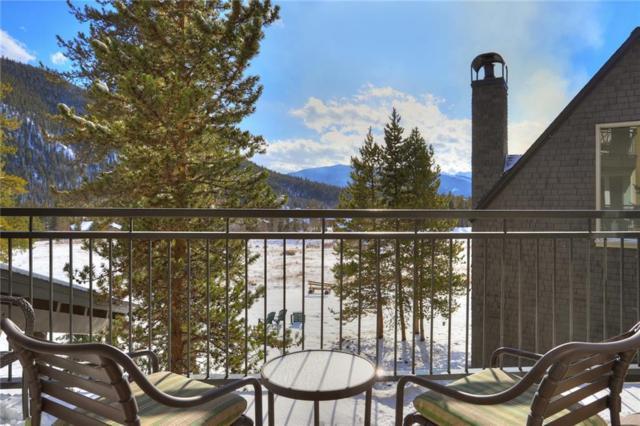 21610 Us Hwy 6 #2173, Keystone, CO 80435 (MLS #S1011476) :: Colorado Real Estate Summit County, LLC