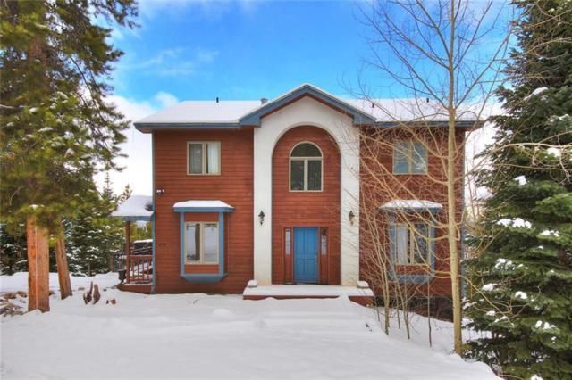1276 Forest Hills Drive, Breckenridge, CO 80420 (MLS #S1011485) :: Resort Real Estate Experts