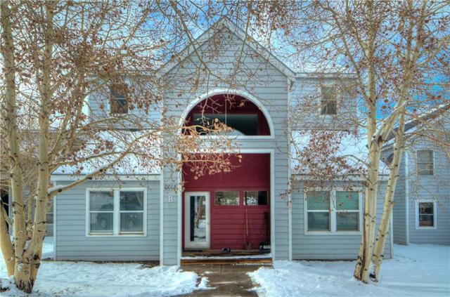 18 Cove Boulevard #1, Dillon, CO 80435 (MLS #S1011496) :: Colorado Real Estate Summit County, LLC