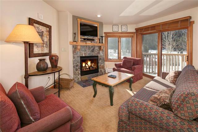 20 Hunkidori Court #2218, Keystone, CO 80435 (MLS #S1011499) :: Colorado Real Estate Summit County, LLC