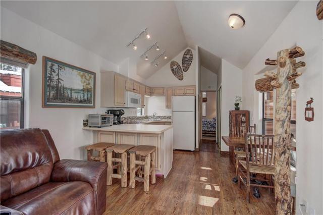 85 Revett Drive #92, Breckenridge, CO 80424 (MLS #S1011504) :: Colorado Real Estate Summit County, LLC