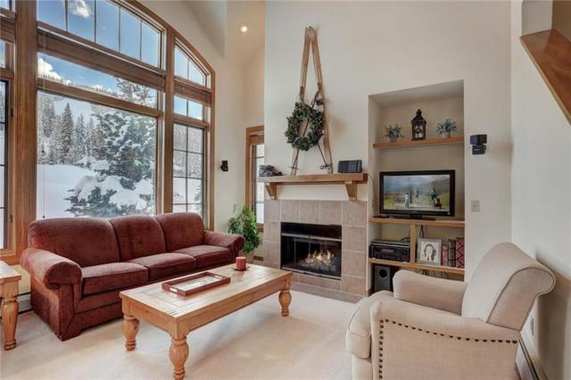 214 Wheeler Place #6, Copper Mountain, CO 80443 (MLS #S1011517) :: Resort Real Estate Experts