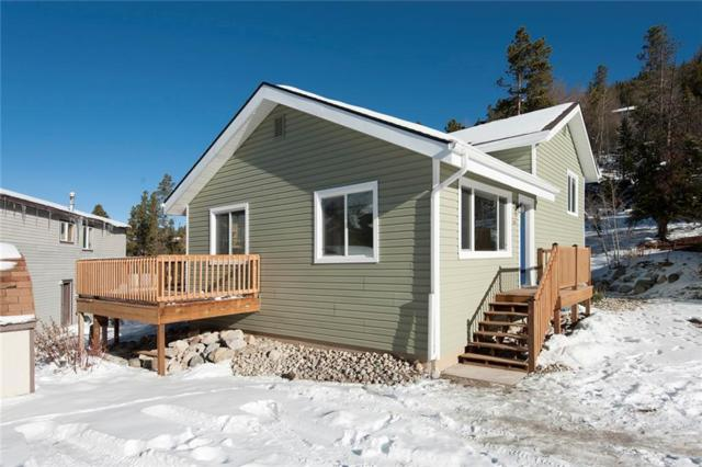 126 Reiling Road, Breckenridge, CO 80424 (MLS #S1011518) :: Colorado Real Estate Summit County, LLC