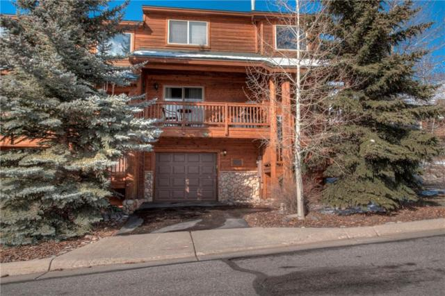 15 Lookout Ridge Drive #15, Dillon, CO 80435 (MLS #S1011537) :: Colorado Real Estate Summit County, LLC