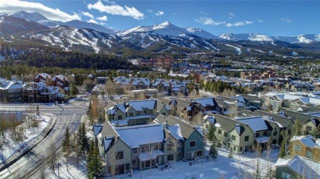 680 S Main Street S #4, Breckenridge, CO 80424 (MLS #S1011541) :: Colorado Real Estate Summit County, LLC