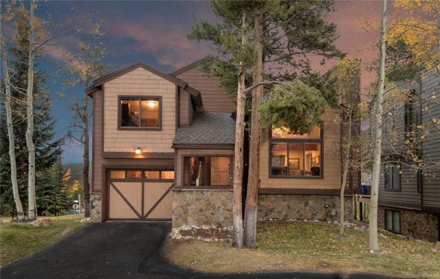 118 Streamside Circle, Breckenridge, CO 80424 (MLS #S1011546) :: Resort Real Estate Experts