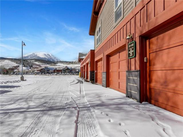 852 Blue River Ng-2, Silverthorne, CO 80498 (MLS #S1011563) :: Resort Real Estate Experts
