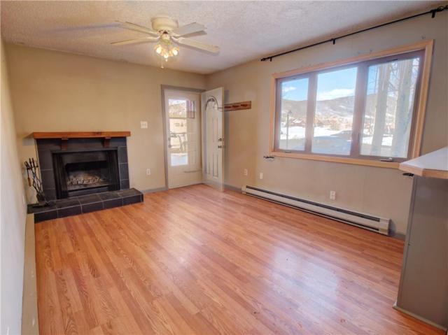 250 Cove Boulevard #7, Dillon, CO 80435 (MLS #S1011564) :: Colorado Real Estate Summit County, LLC