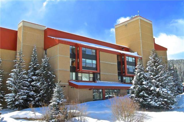 189 Ten Mile Circle 531/533, Copper Mountain, CO 80443 (MLS #S1011575) :: Colorado Real Estate Summit County, LLC