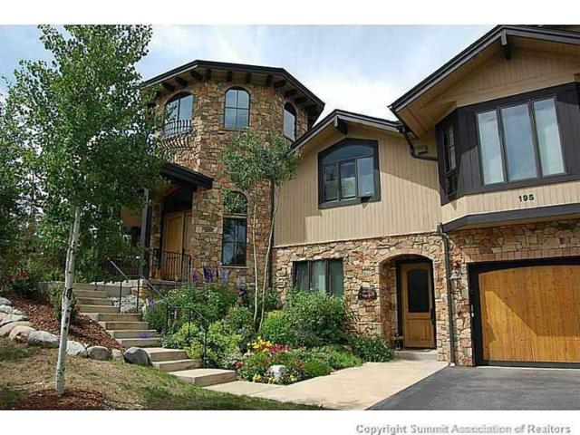 195 Highline Crossing, Silverthorne, CO 80498 (MLS #S1011610) :: Resort Real Estate Experts
