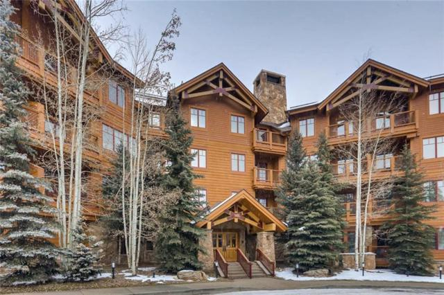 50 Mountain Thunder Drive #1204, Breckenridge, CO 80424 (MLS #S1011627) :: Colorado Real Estate Summit County, LLC