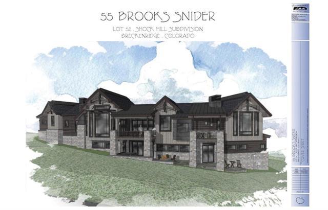 55 Brooks Snider Road, Breckenridge, CO 80424 (MLS #S1011629) :: Resort Real Estate Experts