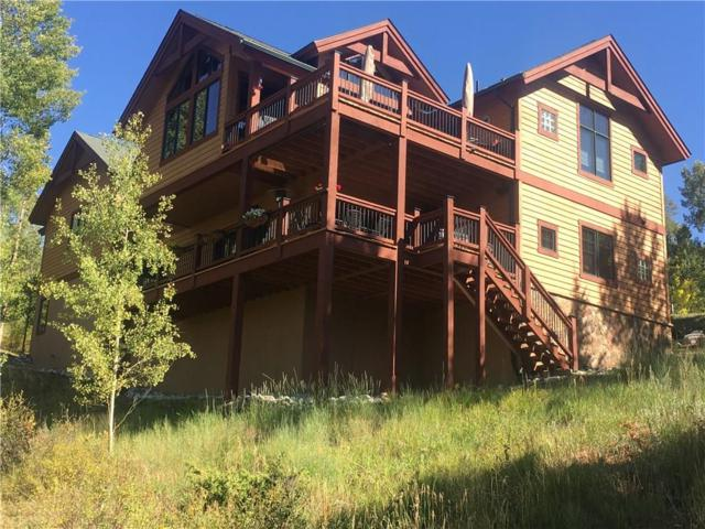 24 Crescent Moon Trail, Silverthorne, CO 80498 (MLS #S1011631) :: Resort Real Estate Experts