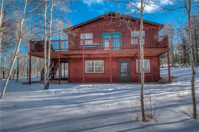306 Vulture Lane, Como, CO 80432 (MLS #S1011649) :: Resort Real Estate Experts
