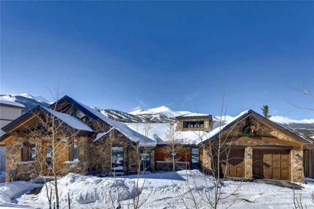 499 White Cloud Drive, Breckenridge, CO 80424 (MLS #S1011659) :: Colorado Real Estate Summit County, LLC