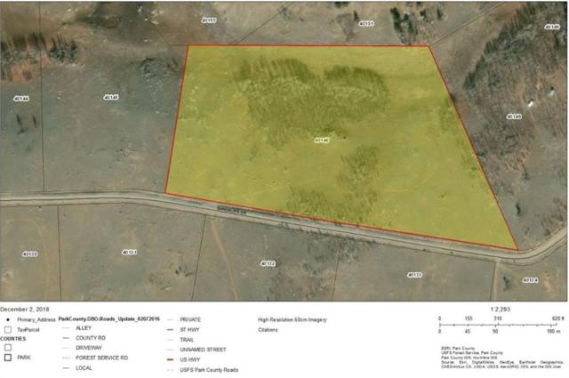 411 Bandalier Drive, Hartsel, CO 80449 (MLS #S1011670) :: Resort Real Estate Experts