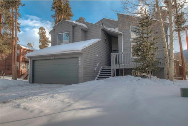 570 Spotted Horse Court, Frisco, CO 80443 (MLS #S1011672) :: Resort Real Estate Experts