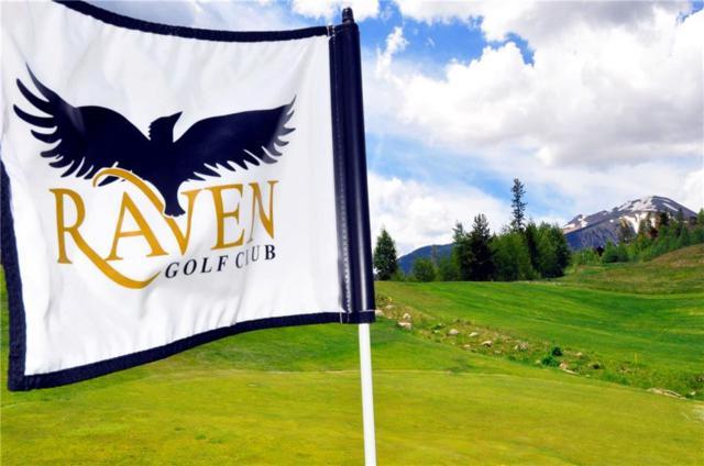 1615 Golden Eagle Road, Silverthorne, CO 80498 (MLS #S1011684) :: Resort Real Estate Experts