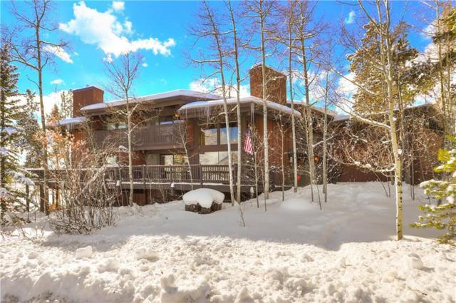 61 Salt Lick Circle #61, Silverthorne, CO 80498 (MLS #S1011715) :: Resort Real Estate Experts
