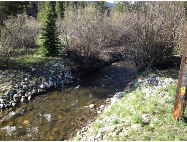 6306 Hwy 9, Breckenridge, CO 80424 (MLS #S1011718) :: Colorado Real Estate Summit County, LLC