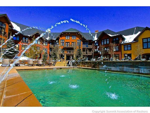 172 Beeler Place 201 B, Copper Mountain, CO 80443 (MLS #S1011736) :: Colorado Real Estate Summit County, LLC