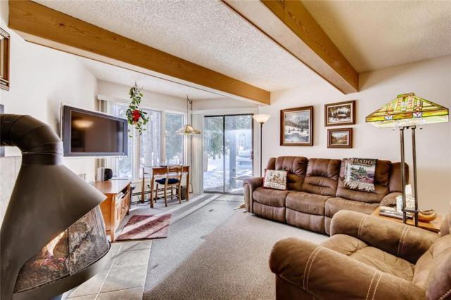 1155 Ski Hill Road #114, Breckenridge, CO 80424 (MLS #S1011744) :: Colorado Real Estate Summit County, LLC