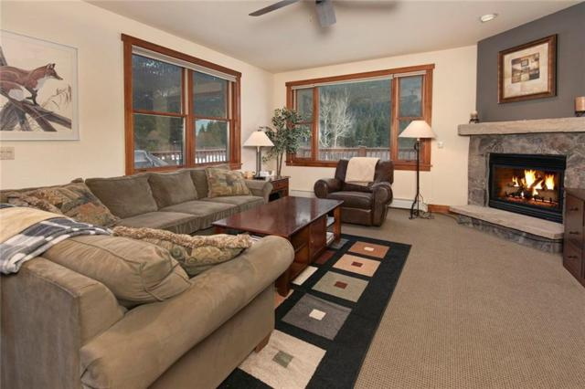 108 Hawk Circle #2353, Keystone, CO 80435 (MLS #S1011750) :: Colorado Real Estate Summit County, LLC