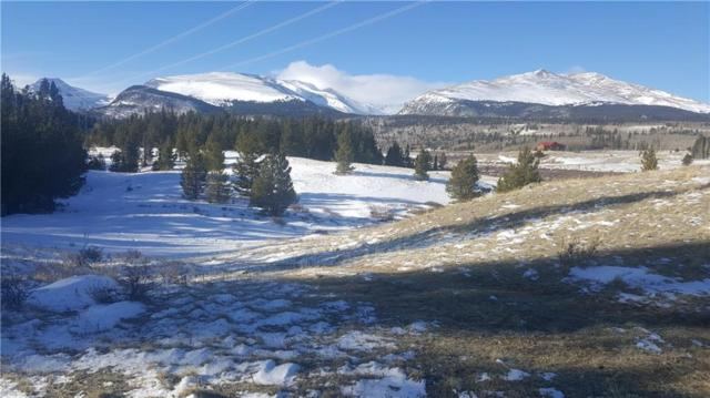 TBD Co 12 Road, Alma, CO 80420 (MLS #S1011764) :: Resort Real Estate Experts