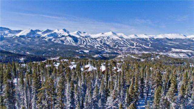 545 Miners View Road, Breckenridge, CO 80424 (MLS #S1011778) :: Colorado Real Estate Summit County, LLC