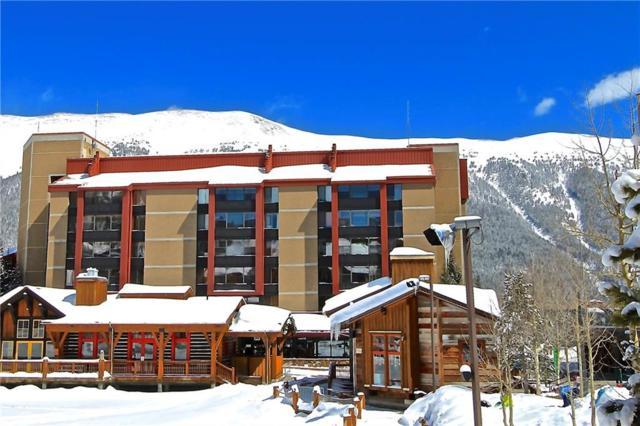 189 Ten Mile Circle 347/349, Copper Mountain, CO 80443 (MLS #S1011854) :: Colorado Real Estate Summit County, LLC