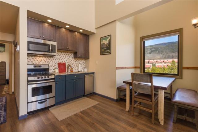1211 W Keystone Road W #2772, Keystone, CO 80435 (MLS #S1011869) :: Resort Real Estate Experts