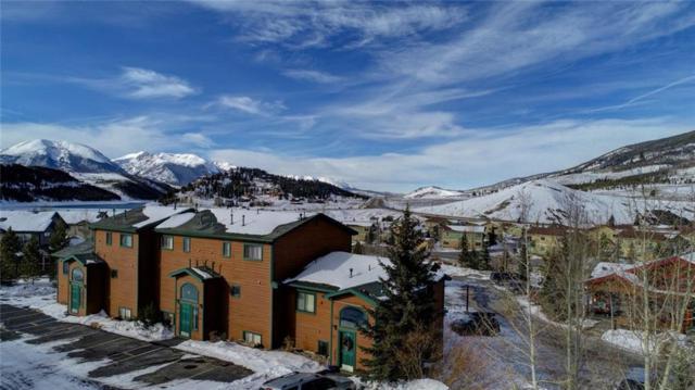 120 Cove Boulevard #207, Dillon, CO 80435 (MLS #S1011896) :: Resort Real Estate Experts