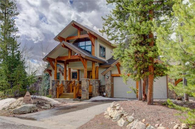 1730 Red Hawk Road #0, Silverthorne, CO 80498 (MLS #S1011899) :: Colorado Real Estate Summit County, LLC