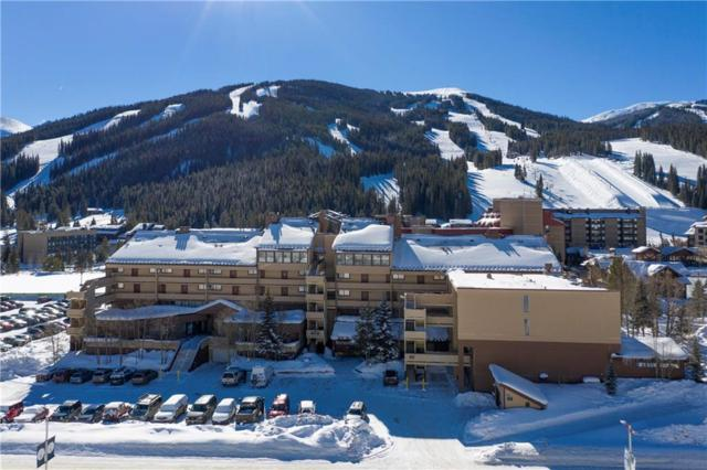 760 Copper Road #203, Copper Mountain, CO 80443 (MLS #S1011902) :: Colorado Real Estate Summit County, LLC