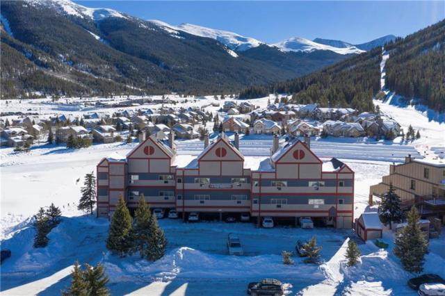 82 Wheeler Circle 314A-6, Copper Mountain, CO 80443 (MLS #S1011908) :: Colorado Real Estate Summit County, LLC