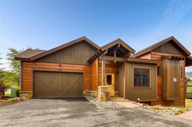 45 Fly Line Drive, Silverthorne, CO 80498 (MLS #S1011932) :: Colorado Real Estate Summit County, LLC