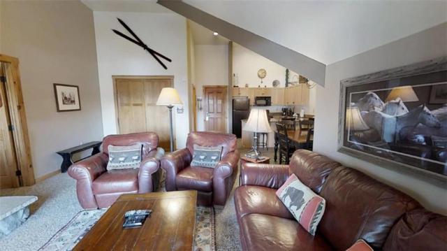 150 Dercum Square #8537, Keystone, CO 80435 (MLS #S1011946) :: Colorado Real Estate Summit County, LLC