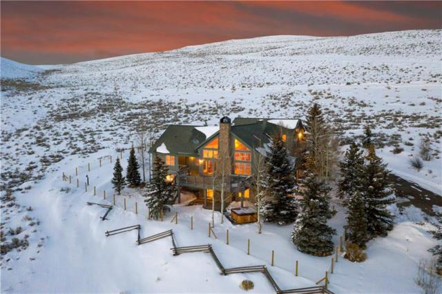 731 Pioneer Creek Road, Silverthorne, CO 80498 (MLS #S1011963) :: Colorado Real Estate Summit County, LLC