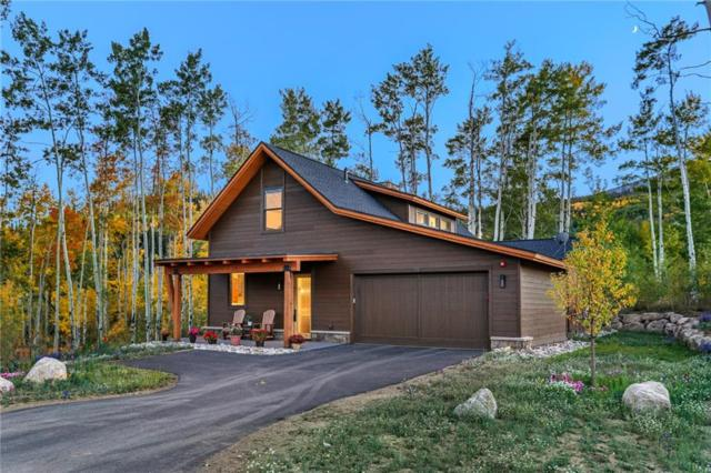 77 Hart Trail, Silverthorne, CO 80498 (MLS #S1011981) :: Colorado Real Estate Summit County, LLC