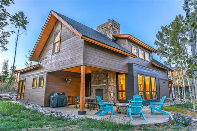 87 Hart Trail, Silverthorne, CO 80498 (MLS #S1011982) :: Colorado Real Estate Summit County, LLC