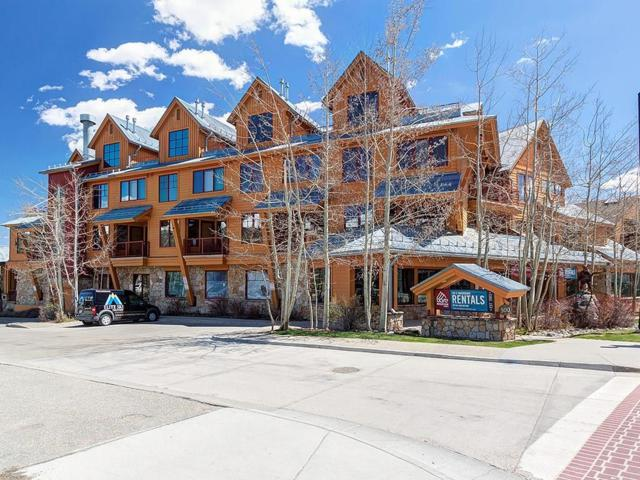 500 S Park Avenue S #206, Breckenridge, CO 80424 (MLS #S1011985) :: Colorado Real Estate Summit County, LLC