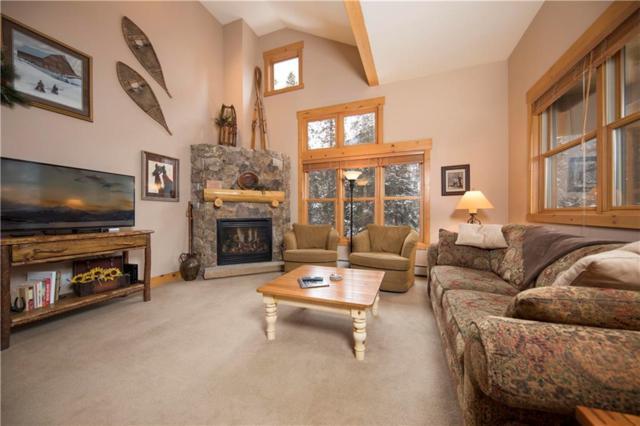 58 Trappers Crossing Trail #8771, Keystone, CO 80435 (MLS #S1011987) :: Colorado Real Estate Summit County, LLC