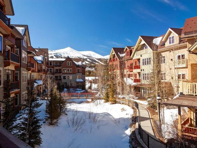 600 Columbine Road #5307, Breckenridge, CO 80424 (MLS #S1011999) :: Colorado Real Estate Summit County, LLC