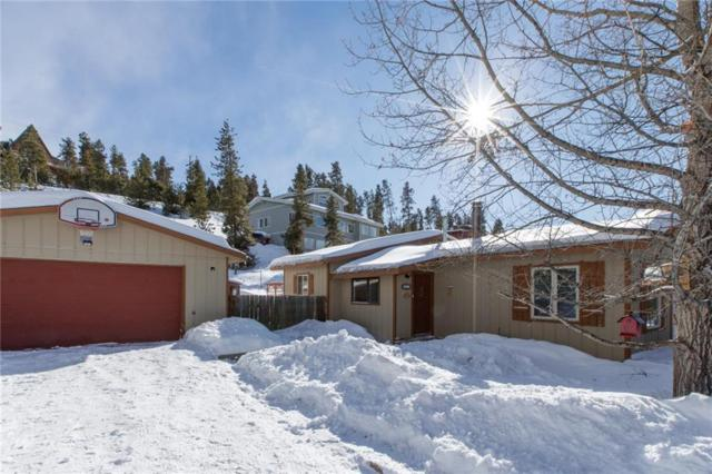 678 Deer Path Road, Dillon, CO 80435 (MLS #S1012001) :: Colorado Real Estate Summit County, LLC