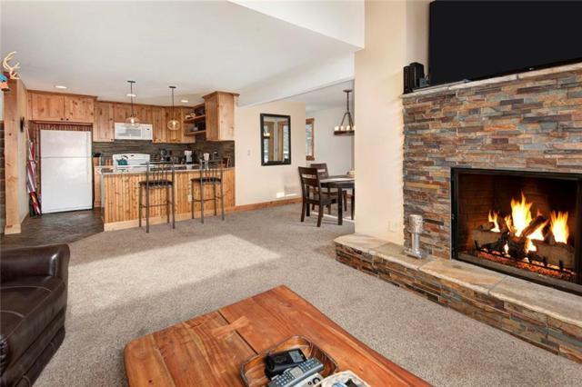 90 Tennis Club Road #1619, Keystone, CO 80435 (MLS #S1012006) :: Colorado Real Estate Summit County, LLC