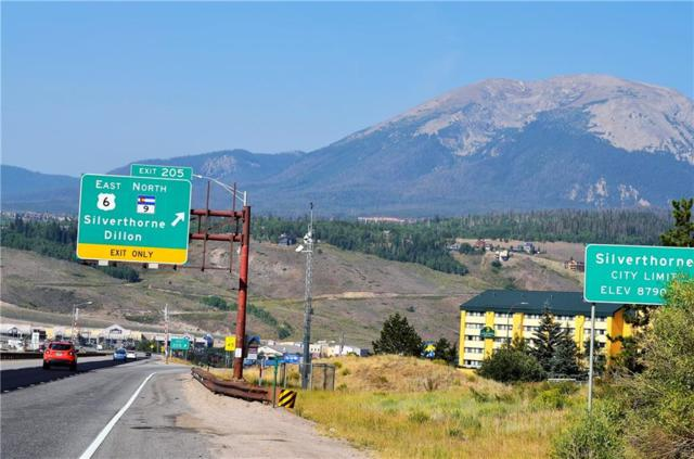191 Blue River Parkway 101-104, Silverthorne, CO 80498 (MLS #S1012039) :: Resort Real Estate Experts