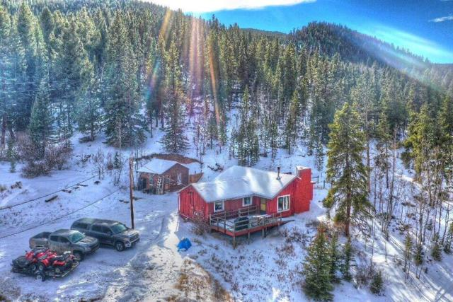 45954 Hwy 285, GRANT, CO 80448 (MLS #S1012048) :: Colorado Real Estate Summit County, LLC